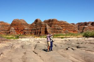 Bungle Bungle Flight Domes  Cathedral Gorge Guided Walk from Kununurra - Surfers Paradise Gold Coast