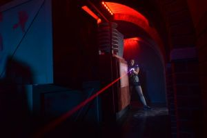 Lazer Tag at Game Over on the Gold Coast - Surfers Paradise Gold Coast