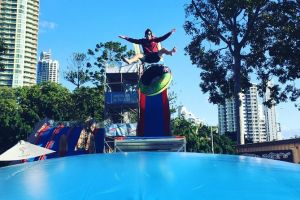 One Hour unlimited Slides and Ice Kart Session - Surfers Paradise Gold Coast