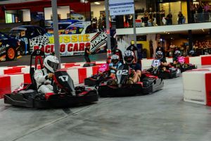 Indoor Go-Kart Racing at Game Over on the Gold Coast - Surfers Paradise Gold Coast