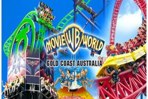 Gold Coast Theme Parks - Surfers Paradise Gold Coast