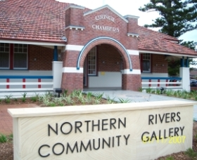 Northern Rivers Community Gallery - Surfers Paradise Gold Coast