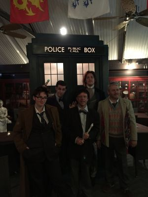 Dr Who Quiz Night - Surfers Paradise Gold Coast