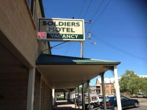 Soldiers Motel - Surfers Paradise Gold Coast