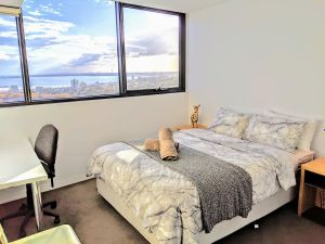 Homestay Ocean View with Gym Sauna - Surfers Paradise Gold Coast