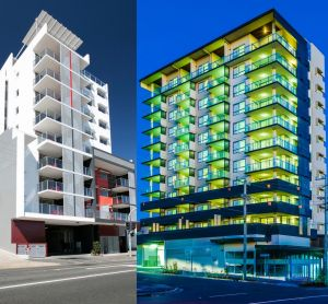 Direct Hotels - Pavilion and Governor on Brookes - Surfers Paradise Gold Coast