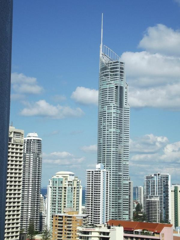 Private 2 Bedroom Apartment @ Chevron Towers - Surfers Paradise Gold Coast